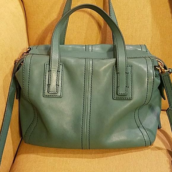 Fossil Handbags - Fossil Emma Satchel 55c9912fc6